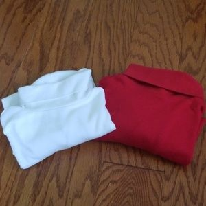 Bundle of 2 boys turtlenecks